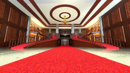 gorgeousness: lobby