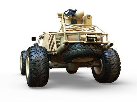 custom car: buggy car Stock Photo
