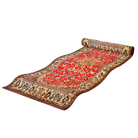 single story: magic carpet
