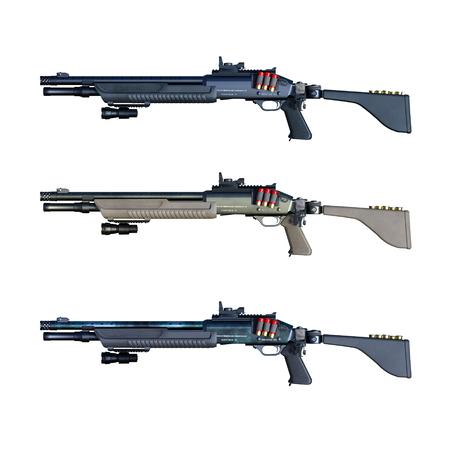 assault rifle: assault rifle