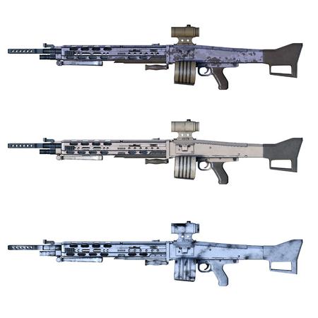 assault: assault rifle