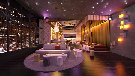 lounge bar: bar