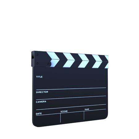 board of director: clapperboard