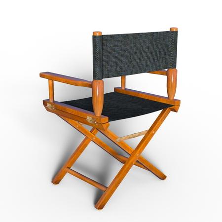 directors: Directors chair Stock Photo