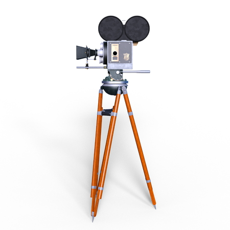 카메라를 세우다 스톡 콘텐츠