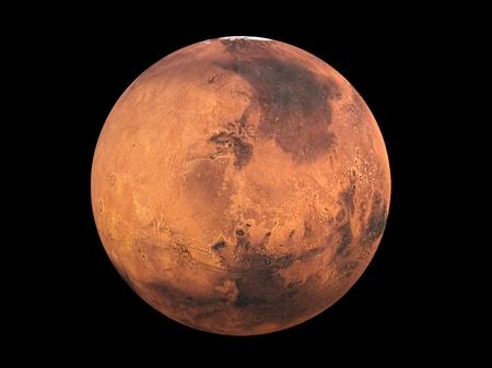 Mars Archivio Fotografico