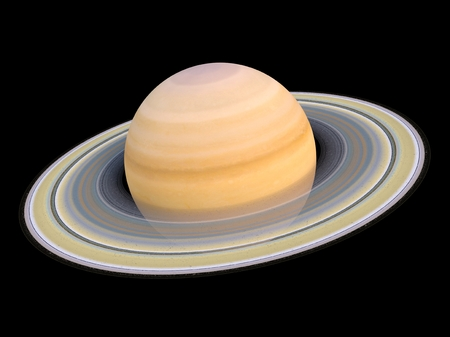 Saturn Foto de archivo