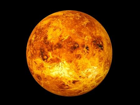 金星 写真素材