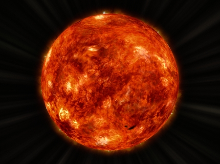 Sun Banco de Imagens