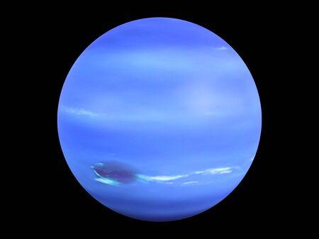 neptuno: Neptune Foto de archivo