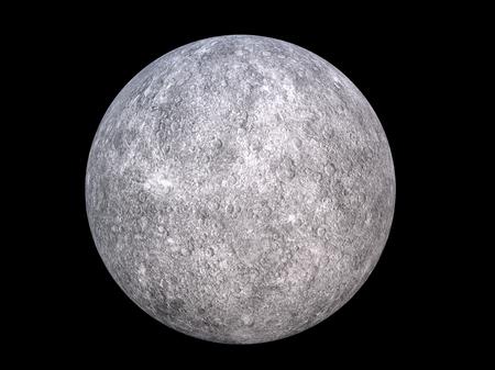 Moon Standard-Bild