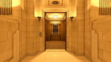 gorgeousness: entrance hall