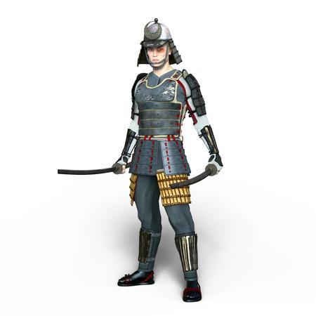 strife: samurai warrior