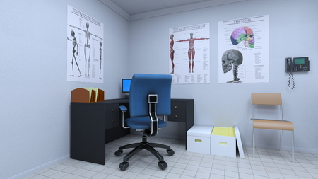 room: consulting room