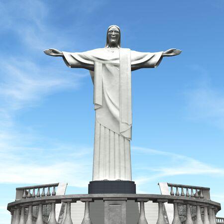 イエス ・ キリストの像