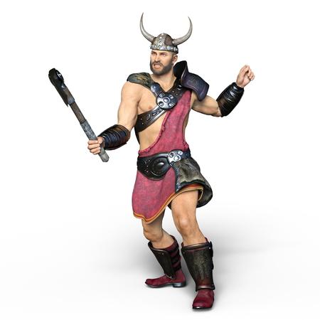 estereotipo: Viking