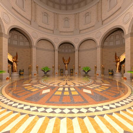 formality: entrance hall