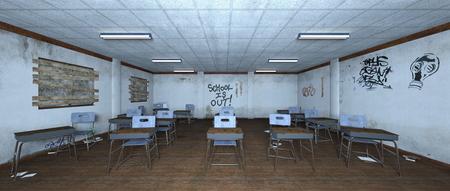 highschool: classroom