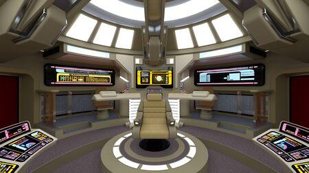 room: control room