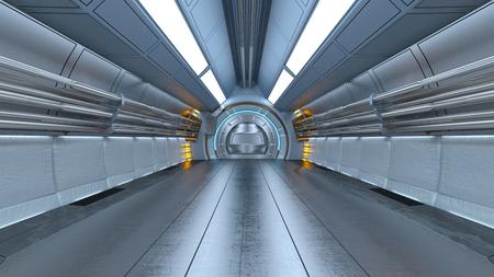 passage: space station passage