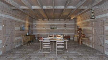 mountain hut: mountain hut