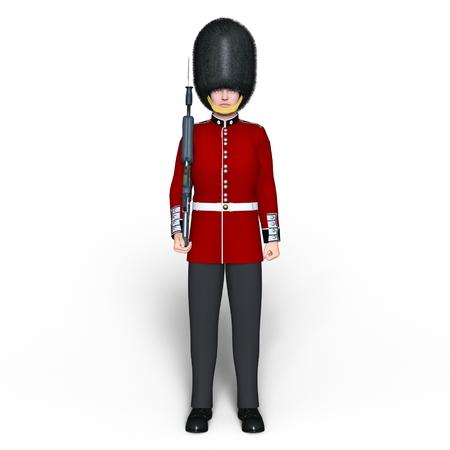 guards division man