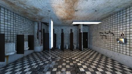 room: rest room