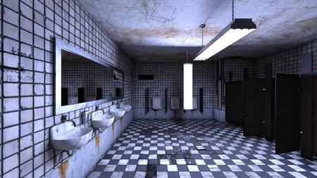 rest room: rest room