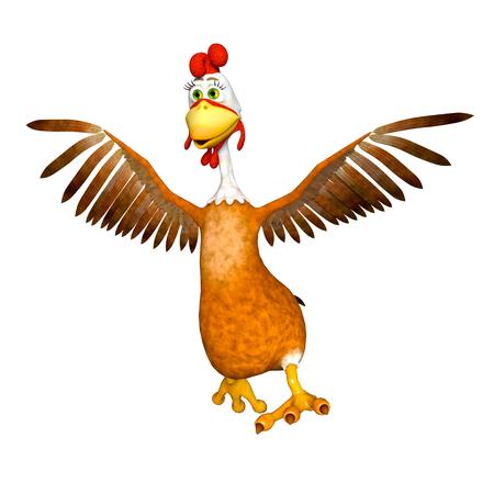 cackle: chicken