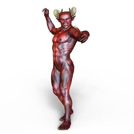 daemon: monster