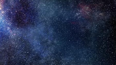 宇宙空間 写真素材