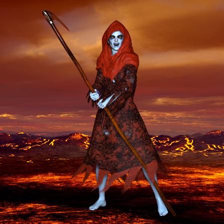 daemon: the god of death