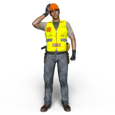 clothe: worker