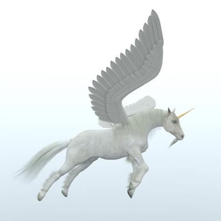 Pegasus Standard-Bild - 82147612