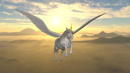 Pegasus Standard-Bild - 82651185