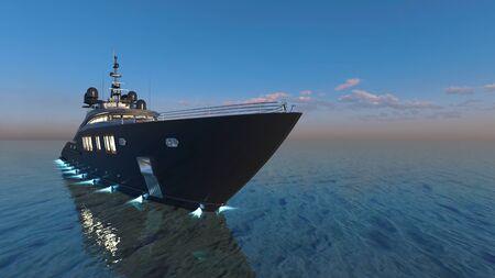transportation ship