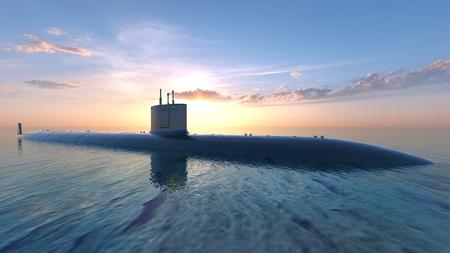 submarine Stock fotó - 88081480