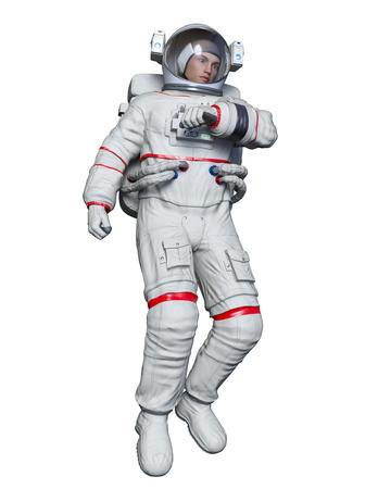 astronaut Reklamní fotografie