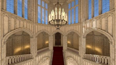 Palais Banque d'images - 91609834
