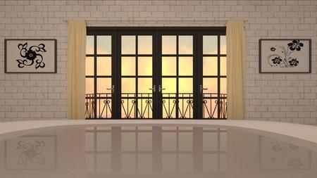 Salle de Banque d'images - 91816594