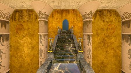 ancient ruins Reklamní fotografie