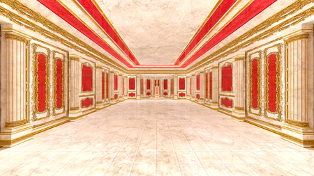 audience room