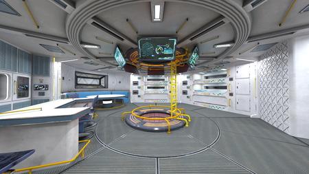 control room Archivio Fotografico - 101752802