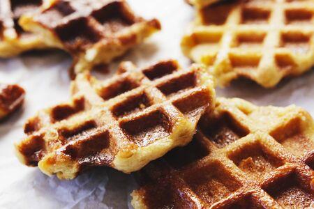 Waffles Liege