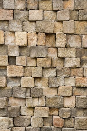 Background of stone wall Stock Photo - 14348377