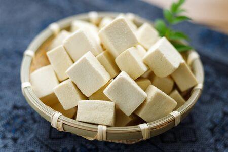 Koyadofu, Freeze-dried Tofu
