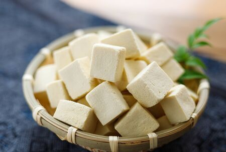 Koyadofu, Freeze-dried Tofu 写真素材 - 129753692