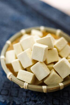 Koyadofu, Freeze-dried Tofu 写真素材 - 129753694