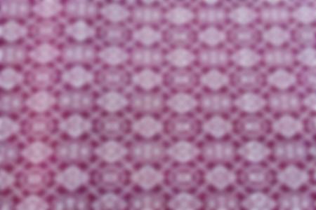 tribu: bordado tailandesa borrosa, tribu estilo textil hecha a mano.