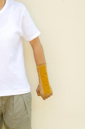 splint: Muñeca férula de mano y el brazo